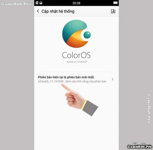 Hướng dẫn cách Root Oppo Neo 7 ngay trên điện thoại