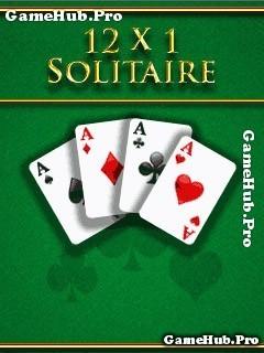 Tải game 12x1 Solitaire - Xếp bài huyền thoại cho Java