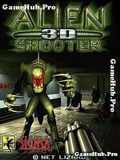 Tải game Alien Shooter 3D - Bắn súng diệt Quái Vật Java