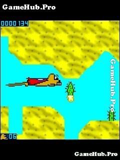 Tải game Azis Gerbil of Armageddon - siêu nhân Chó Java