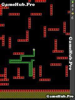 Tải game Azis Turbo Worm - Con rắn huyền thoại cho Java