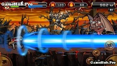 Tải game Devil Ninja 2 - Ma Quỷ Ninja Phiêu Lưu Android