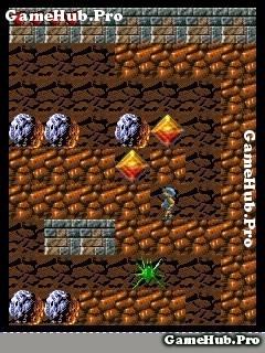 Tải game Dust Digger - Thu thập Kim Cương cho Java