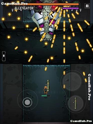 Tải game Evil Factory - Hành động bắn súng Android