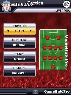 Tải game FIFA Manager 2010 - Quản lý bóng đá cho Java