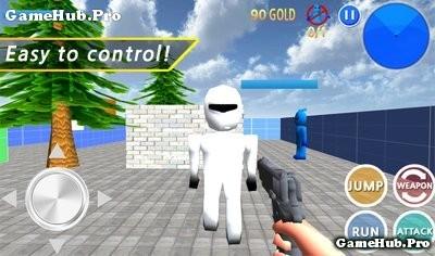 Tải game Finding Blue - Bắn súng FPS Mini cho Android