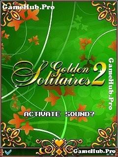 Tải game Gold Solitaires 2 - Xếp bài huyền thoại Java