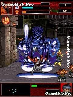 Tải game Hoa Hoà Thượng - Lỗ Trí Thâm Crack cho Java