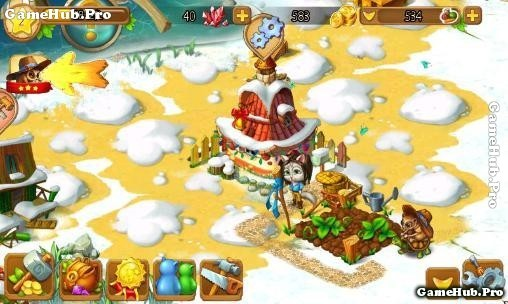 Tải game Island Village - Thiên đường nhiệt đới Android