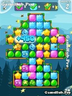 Tải game Jelly Puzzle - Phá thạch dễ thương cho Java