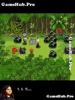 Tải game LOST - Mất tích hành động và phiêu lưu cho Java