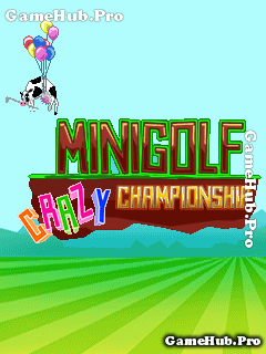 Tải game Minigolf Crazy Championship - Đánh golf Mini