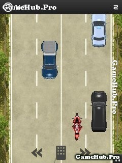 Tải game Moto Rider - Đua xe trên đường cao tốc cho Java