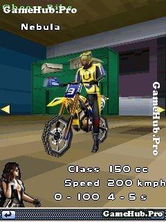 Tải game Moto Riders 3D - Đua xe địa hình 3D cho Java