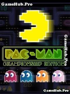 Tải game PAC-MAN Championship Edition - Huyền Thoại Java