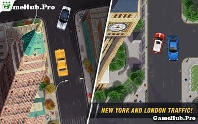 Tải game Parking Frenzy 2.0 - Lái xe đường phố Mod Android