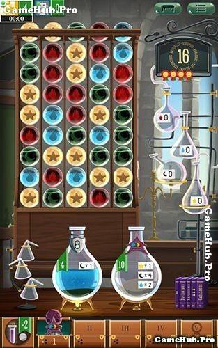 Tải game Potion Explosion - Giải đố Vật Lý cho Android