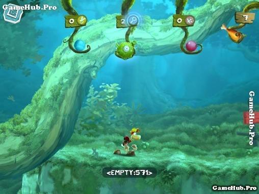 Tải game Rayman Adventures - Cuộc phiêu lưu Rayman Java