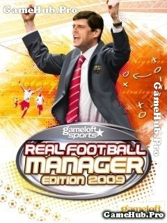 Tải game Real Football Manager Edition 2009 cho Java