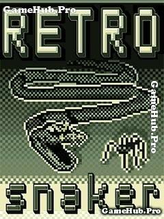 Tải game Retro Snaker - Rắn cổ điển và Mê cung cho Java
