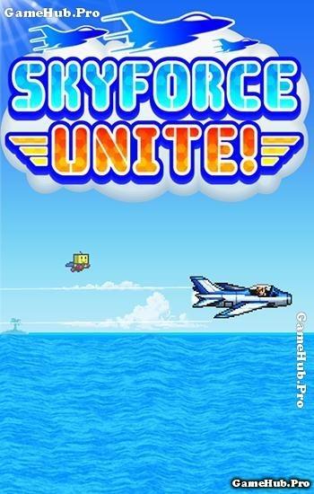 Tải game Skyforce Unite - Chiến thuật đa dạng Mod Android