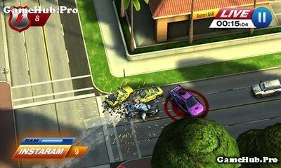 Tải game Smash Cops Heat - Đua xe cảnh sát Mod Android