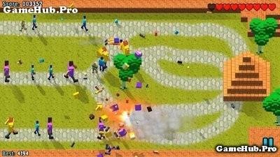 Tải game Smash Craft - Bảo vệ tòa tháp Mod Android