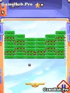 Tải game Smashy Bricks - Phá gạch thời cổ đại cho Java