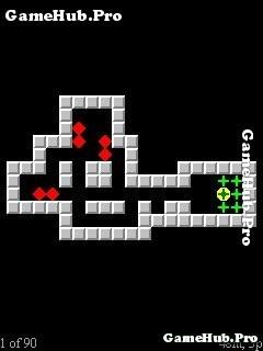 Tải game Sokoban - Đẩy hộp hại não cổ điển cho Java