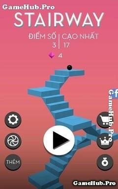 Tải game Stairway - Dẫn bóng qua Cầu Thang cho Android