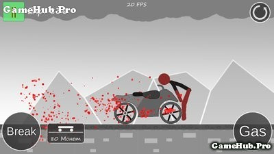 Tải game Stickman Annihilation - Xe, Người Que Mod Android