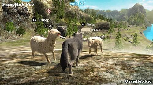 Tải game The Wolf - Nhập vai sói hoang dã Mod Android