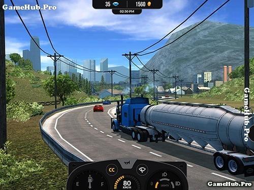 Tải game Truck Simulator PRO 2 - Mô phỏng lái Xe Tải Android