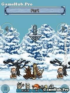 Tải game Vikings Winter Adventure - Cuộc chiến người Vking
