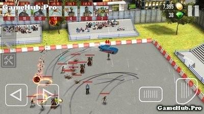 Tải game Zombie Drift - Lái xe tông Zombie Mod cho Android
