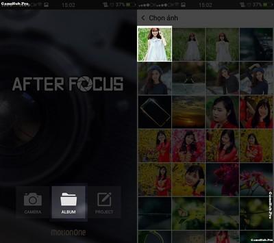 Hướng dẫn cách xóa phông ảnh trên điện thoại Android iOS
