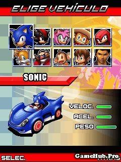 Tải Game Sonic & SEGA All-Stars Racing Tiếng Việt