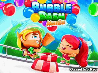 Tải Game Bubble Bash Mania Hack Mua Item Tiếng Việt