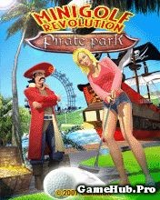 Tải Game Minigolf Revolution: Pirate Park Tiếng Việt