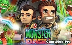 Tải Game Monster Dash Hack Tiền Cho Android Apk
