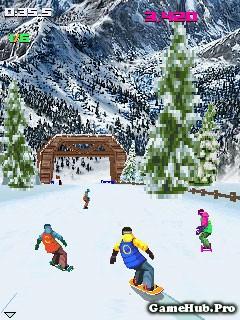 Tải Game Avalanche Snowboarding Trượt Tuyết Tiếng Việt
