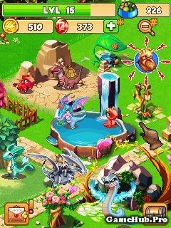 Tải Game Dragon Mania Hack Full Thức Ăn Cho Java