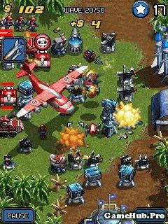 Tải Game Mega Tower Assault Tiếng Việt Crack