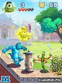 Tải Game Monsters University Tiếng Việt Crack
