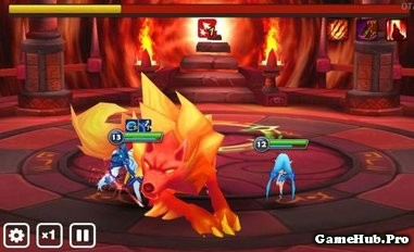 Tải Game Summoners War Sky Arena Hack Full Android apk