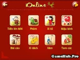 Tải iOnline 2015 - Game iOnline 2015 Cho Java Android