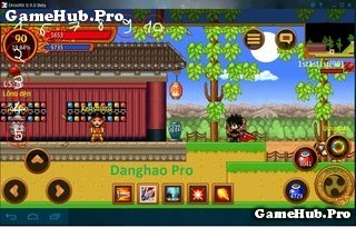 Hack Ninja School 122 v4 Menu Pro Auto Cho Android HD
