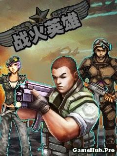 Tải game Anh Hùng Chiến Tranh Việt Hóa Crack cho Java