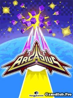 Tải Game Arcadius - Bắn Phi Thuyền 3D Crack Cho Java