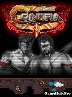Tải game Contra 2012 - bắn súng Konami Việt Hóa Java